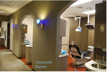 Treatment Rooms - Dentistry at Vickery