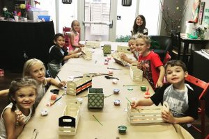 Summer Camps at Vickery Village