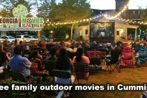 Free Movies at Vickery Village This Summer