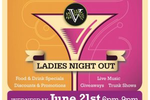 Ladies Night Out – Passport to Party!