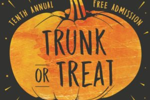 Trunk or Treat at Vickery Village