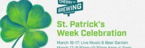 St. Patrick's Day Week Celebration at Cherry Street Taproom