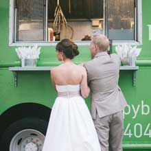 Happy Belly Kitchen Wedding Event Catering Food Truck